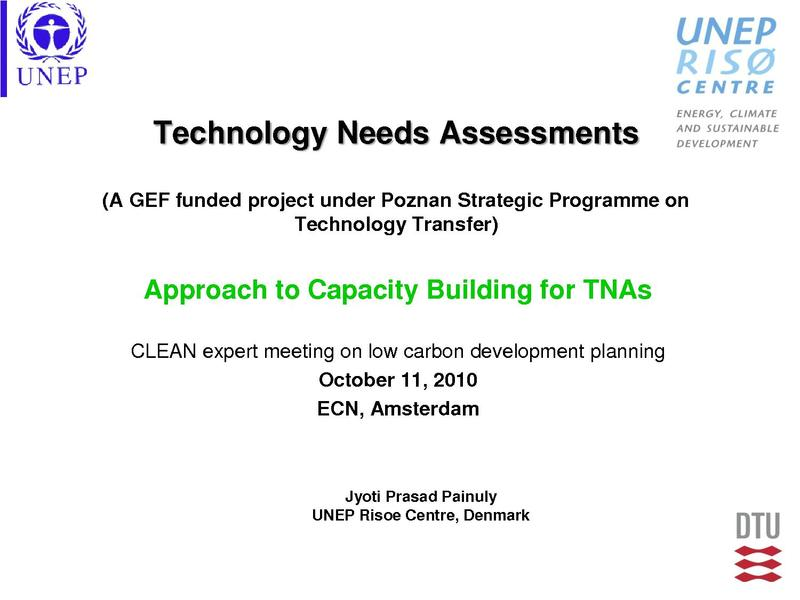 File:UNEP Risoe TNA Project- Capacity Building Approach- October 11 2010.pdf