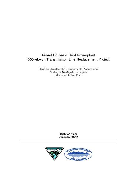 File:GrandCoulee FinalEA RevisionSheet.pdf