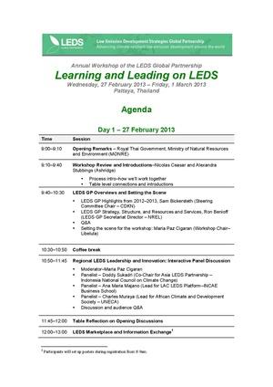 Learning and Leading on LEDS High Level Agenda.pdf