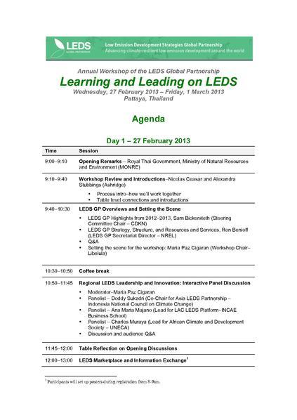 File:Learning and Leading on LEDS High Level Agenda.pdf
