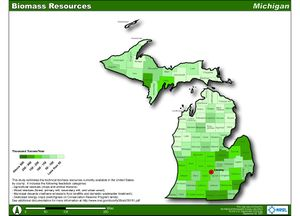 Michigan Biomass Resource (JPG)