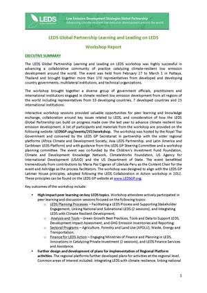 LearningandLeadingonLEDS report.pdf