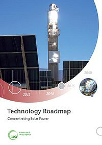 IEA-Technology Roadmap: Concentrating Solar Power Screenshot