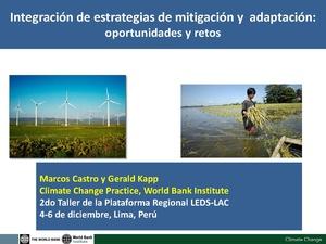 Marcos Castro y Gerald Kapp - Integrating Mitigation and Adaptation Strategies Lima Dec5.pdf