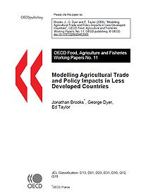 Modelling Agricultural Trade and Policy Impacts in Less Developed Countries Screenshot