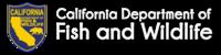 Logo: California Department of Fish & Wildlife