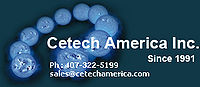 Logo: Cetech America