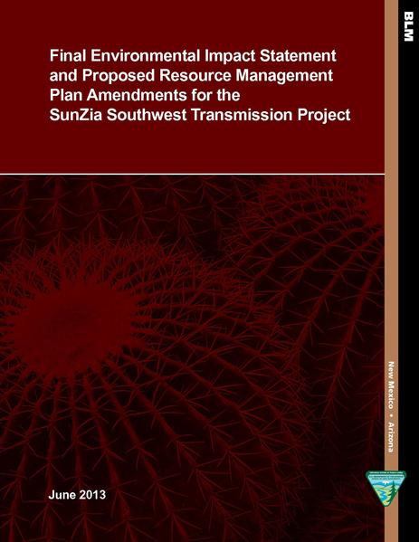 File:SunZia Southwest Transmission Project FEIS and Proposed RMP Amendments.pdf