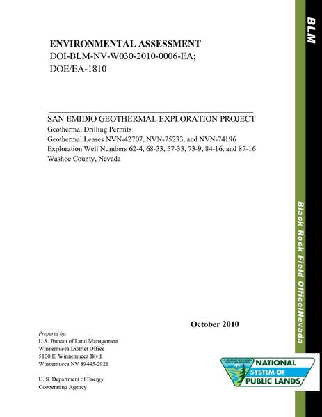 File:DOI-BLM-NV-W030-2010-0006-EA Final EA.pdf