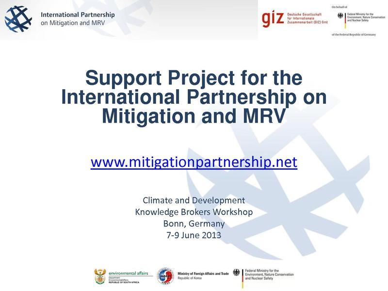 File:Partnership Mitigation MRV CKB-WS2013.pdf