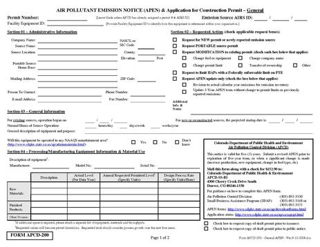 File:Air Pollututant Emission Notice (APEN) Form.pdf