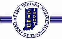 Logo: Indiana Department of Transportation