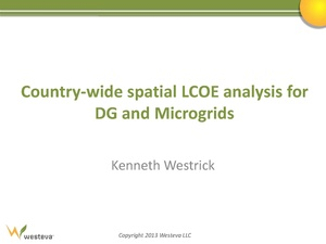 Kenneth Westrick - Country-wide spatial LCOE analysis for DG and Microgrids.pdf