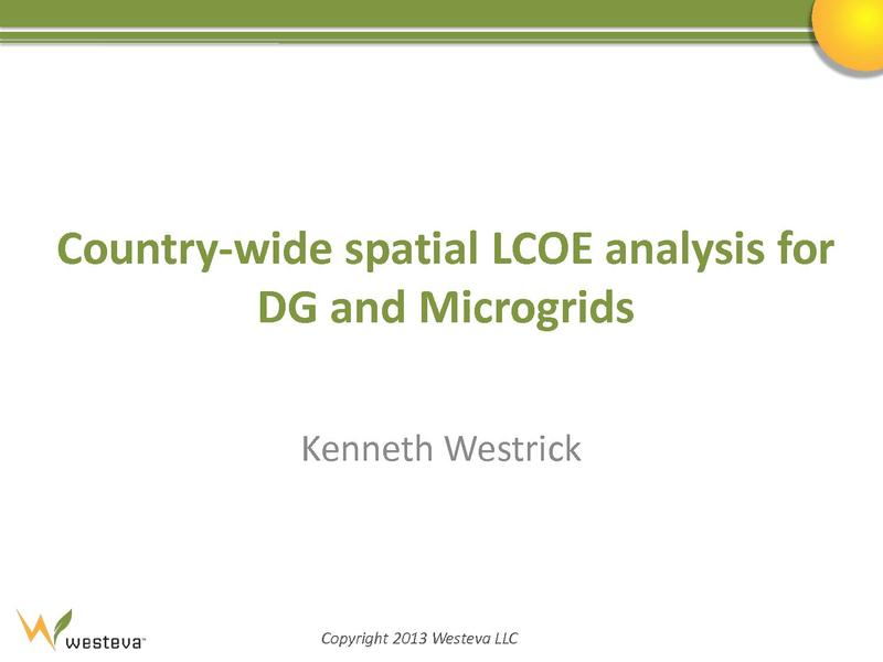 File:Kenneth Westrick - Country-wide spatial LCOE analysis for DG and Microgrids.pdf