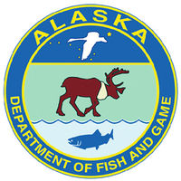 Logo: Alaska Department of Fish and Game