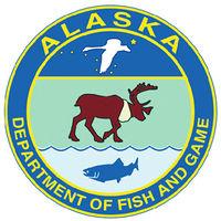 Logo: Alaska Department of Fish and Game