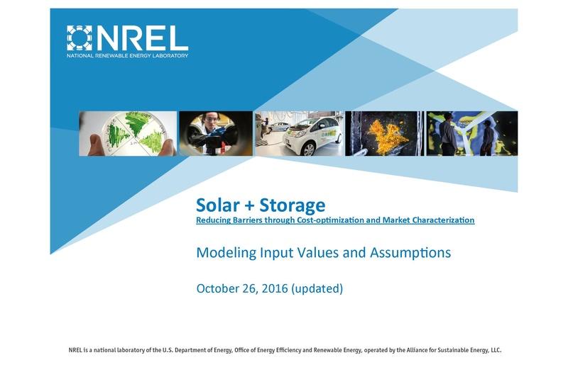 File:NREL-SolarStorage-Modeling-Input-Assumptions.pdf