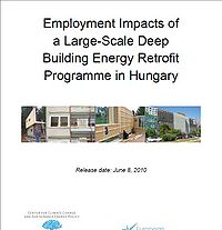 Hungary-Employment Impacts of a Large-Scale Deep Building Retrofit Programme Screenshot