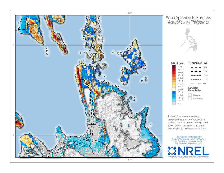 File:Northern Mindanao Philippines Wind Speed 100m and Land Use-01.jpg