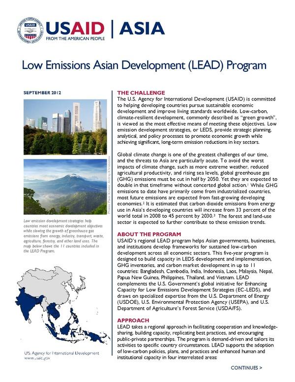 impact of slowdown of developing asisa