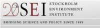 Logo: Stockholm Environment Institute