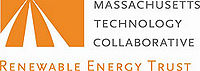 Logo: Massachusetts Technology Collaborative - Renewable Energy Trust
