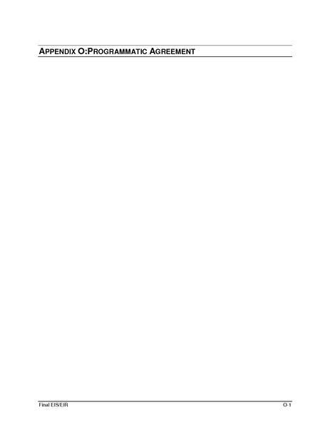 File:Barren Ridge FEIS-Volume II App O Programmatic Agreement.pdf