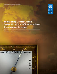 Formulating Climate Change Scenarios to Inform Climate - Resilient Development Strategies Screenshot