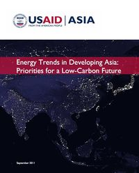 USAID-Energy Trends in Developing Asia: Priorities for a Low-Carbon Future Screenshot