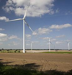 Vestas V90 Wind Turbines
