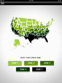 Verde iPad app Screenshot
