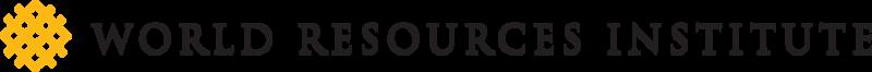 File:WRI logo horiz 4c.png