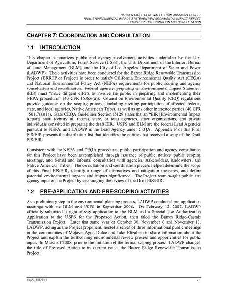 File:Barren Ridge FEIS-Volume I Chapter 7 Consultation and Coordination FINAL-R.pdf