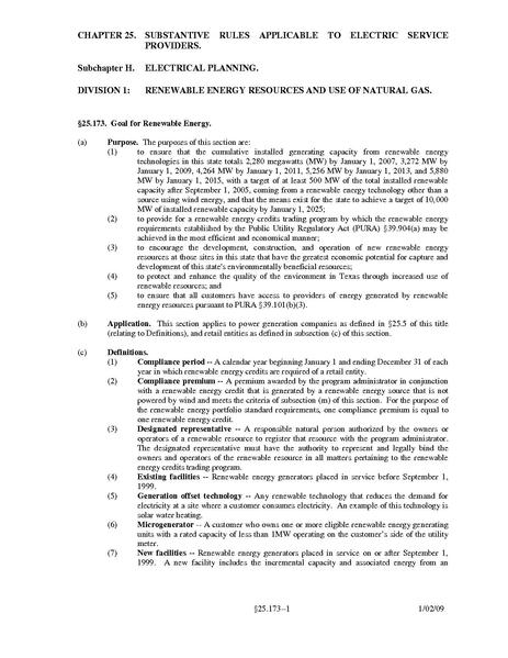 File:PUCT Substantive Rule - 25.173.pdf