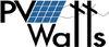Logo: PVWatts