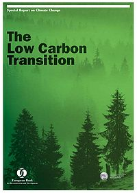 EBRD-The Low Carbon Transition Screenshot