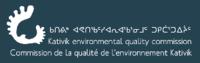 Logo: Quebec Kativik Environmental Quality Commission