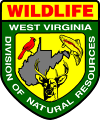 Logo: West Virginia Division of Natural Resources