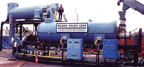 The Bal-Pac Thermal Conversion Pyrolytic Gasification System