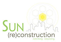 Logo: SUN (re)construction