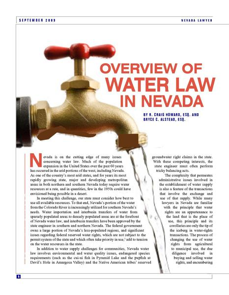 File:NevLawyer Sept 2009 Water Law Overview 0.pdf