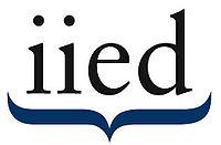 Logo: International Institute for Environment and Development