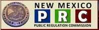 Logo: New Mexico Public Regulation Commission