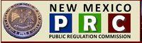 Logo: New Mexico Public Regulation Commission