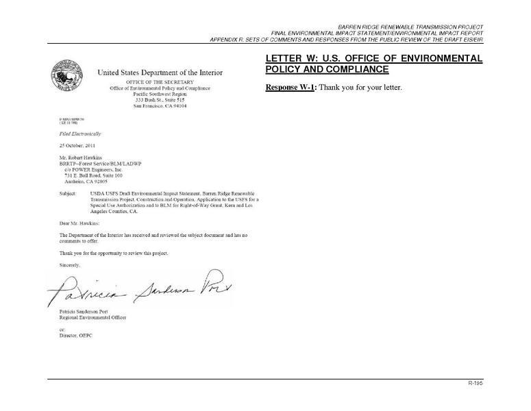 File:Barren Ridge FEIS-Volume II App R Part 2I-Comment Letters WthruZ.pdf
