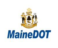 Logo: Maine Department of Transportation