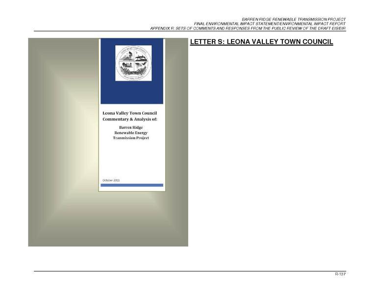 File:Barren Ridge FEIS-Volume II App R, Part 2G-Comment Letter S.pdf