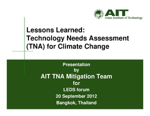 Lessons Learned - Technology Needs Assessment for Climate Change - AIT.pdf