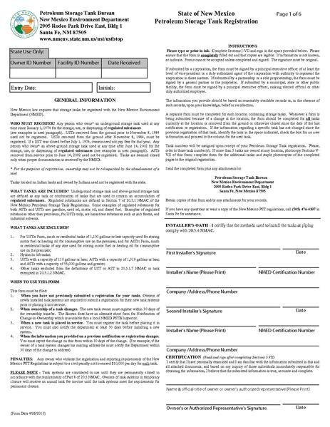 File:NM Underground Storage Tank Registration.pdf