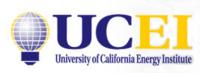 Logo: UC Berkeley- Energy Institute